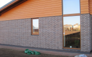 Облицювання приватного будинку в Каунас, Литва