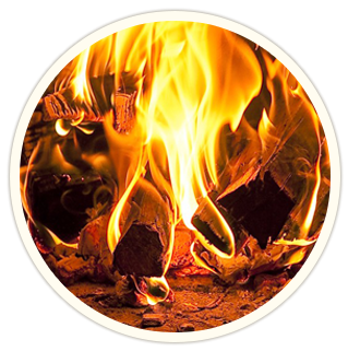 Огненный клинкер Рустика Рубин 13