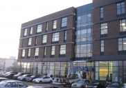 Офісний центр в Єкатеринбурзі, Росія