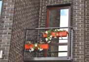 Балкон приватного будинку в Тернополі